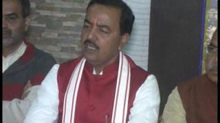 सरकार बनने के बाद भ्रष्टाचारियों पर होगी कार्रवाई- केशव प्रसाद