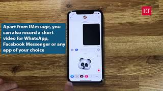 iPhone X- Making the most of Animojis | ETPanache