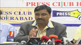 Hyderabad Cricket Association Elected Secretary Press Meet On Azharuddin Comments | iNews
