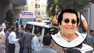 Vinod Khanna's Body Taken From Reliance Hospital To His Residence
