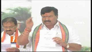 Telangana Budget has Digit Juggling | Ponguleti Sudhakar Reddy | iNews