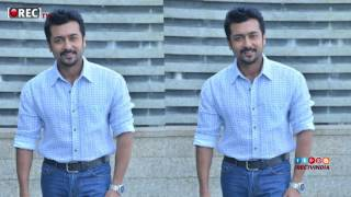 Surya Interview Photos Singam3  - Latest Tollywood Photo Gallery || RECTV INDIA