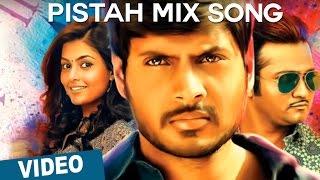 Pistah Mix Song | Run | Sundeep Kishan | Anisha Ambrose | Rajesh Murugesan | Sai Karthik