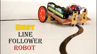 How To Make Simple Line Follower Robot using Arduino | Indian LifeHacker