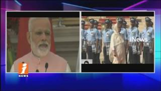 PM Narendra Modi Meets Bangladesh Prime Minister Sheikh Hasina | Bilateral Talks | Delhi | iNews