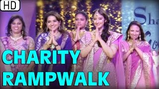 Bollywood Celebs Walk The Ramp For Charity