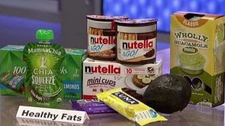 Best and worst snack food options