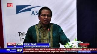 Menko Rizal Ramli Minta Pers Dukung Program Pro Rakyat