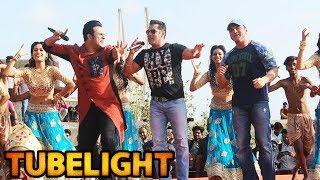Salman Khan & Sohail Khan PROMOTES Tubelight On India Banega Manch