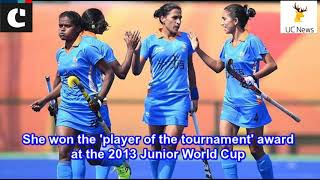 Five interesting facts about Indian women's hockey team captain Rani Rampal