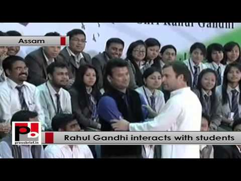 Rahul Gandhi- Nobody has built anything that has lasted on anger