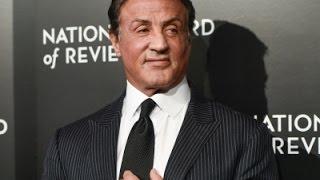 Stallone, Damon, Larson Honored in New York