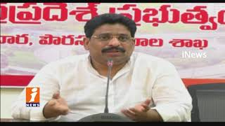 TDP MLC Buddha Venkanna Serious Comments On YS Jagan Over His Praja Sankalpa Yatra In AP | iNews