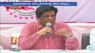 Criminal Cases To Be Registered If Copied in Exams | Intermediate Board Director Ashok | iNews