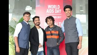 Fitoor LIVE Performing Bulleya at JLN Stadium, Delhi | World Aids Day