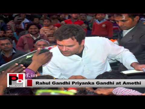 Rahul Gandhi, Priyanka Gandhi – two young Congress leaders who easily strike chord with people