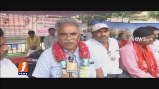 Viral Fevers in Anantapur | MLC Jay Anand Relay Deeksha | iNews