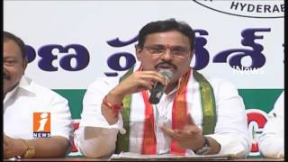 T Congress Danam Nagender Serious Comments on TRS over Party Plenary Funds Issues | iNews