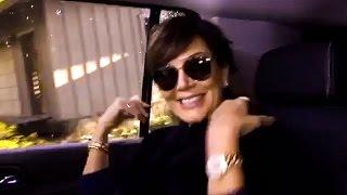 Khloe & Kourtney Kardashian Get Kris Jenner Wasted On Snapchat