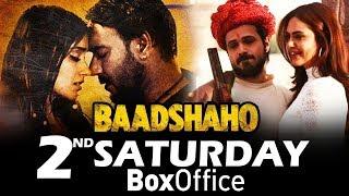 Baadshaho 9th Day Collection - Box Office Prediction - Ajay Devgn, Emraan Hashmi