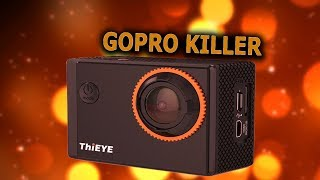 ThiEYE i60+ 4k is it worth it? Cheapest 4K Action Camera