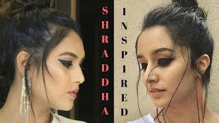 SHRADDHA KAPOOR INSPIRED MAKEUP LOOK