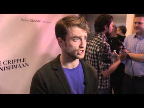 Radcliffe Makes Third Trip to Broadway News Video