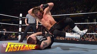 Dolph Ziggler vs. Kevin Owens - Intercontinental Title Match: WWE Fastlane 2016