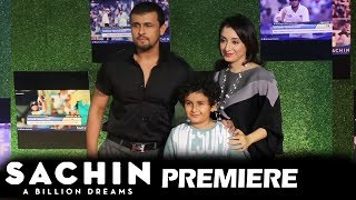 Sonu Nigam AVOIDS Media After Twitter Controversy At Sachin A Billion Dreams GRAND PREMIERE