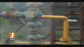 People in Panic Over Gas Leakage From ONGC Pipes at Sakhinetipalli | East Godavari | iNews