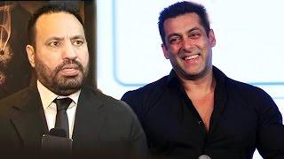 Watch Salman Khans Bodyguard Shera Receives Award From Madhuri