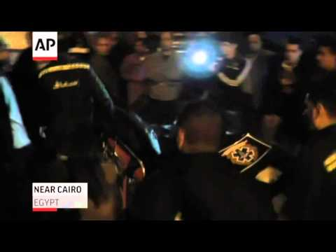 Raw- Dozens Dead in Egypt Soccer Riot News Video