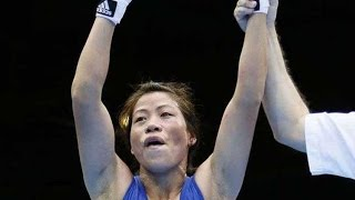 Mary Kom, Shiv Thapa Enter Semi-Finals, Come One Step Closer to Sealing Rio Berth - Sports News Video