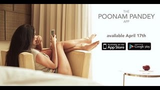 Poonam Pandey Hot Interview | Poonam Pandey ' s App Launch