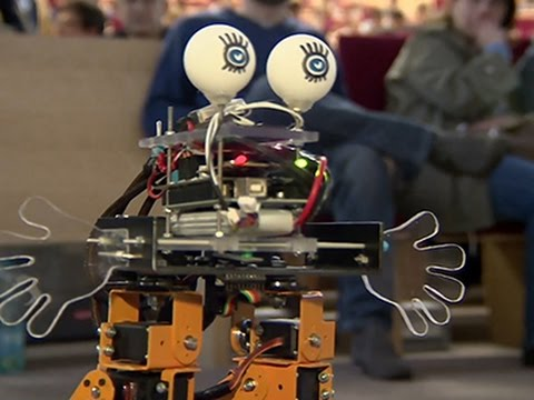 Robots Get Funky on the Dance Floor News Video