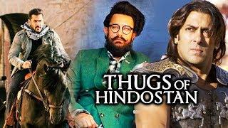 Salman Khan Does Horse Action Stunt In Tiger Zinda Hai, Salman In Aamir Khan's Thugs Of Hindostan