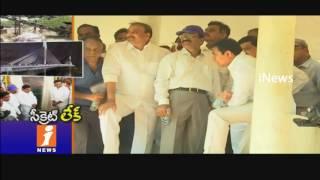 Minister KTR Lays Foundation Stone For Cable Bridge Durgam Cheruvu | Hyderabad | iNews