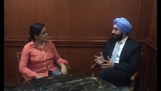 In conversation with Canada's Innovation Minister Navdeep Bains | ETMagazine