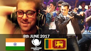 Salman Khan To Promote Tubelight At IND vs SL Match, Salman OPENS On ABCD 3 Movie