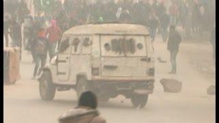 बुरहान के बाद अब डोमिसाइल सर्टिफिकेट से भड़की घाटी में हिंसा