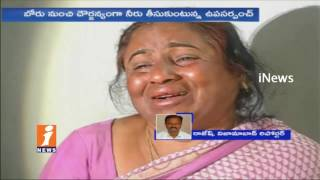 Woman Attacked By Shastri Nagar Deputy Village President Over Water Issue | Nizamabad | iNews