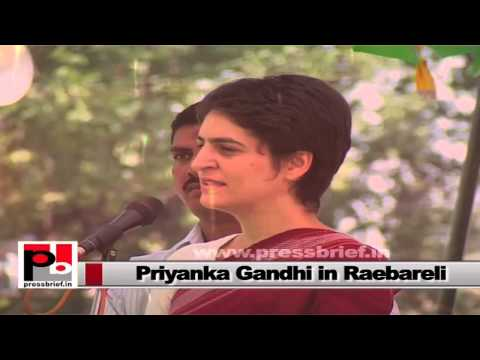 Priyanka Gandhi Vadra --an energetic Congress campaigner with all qualities of a mass leader
