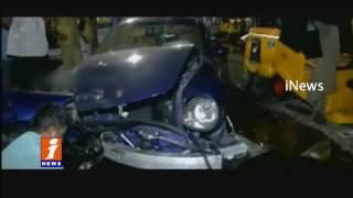 Drunk Student Rams Porsche Into 11 Autos | 1 DIed | iNews