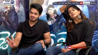 Angel Movie 2017 Diwali Special Interview 2 | Hebah Patel | Naga Anvesh | #Angel | Top Telugu Tv