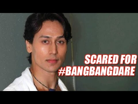 Tiger Shroff Scared To Take Bang Bang Dare