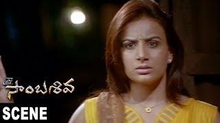 Arjun Action Scene - Jai Sambhasiva Movie Scenes
