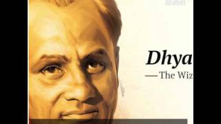 Death Anniversary of Major Dhyan Chand