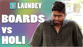 LAUNDEY    12th BOARDS vs HOLI ( ft.  CRAZY DUKSH)    THE CRAZZY STREET
