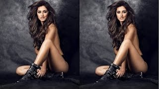 Oops ! Disha Patani Hot TOPLESS Naked Photoshoot