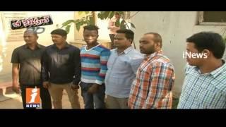 Police Bust Nigerians Drugs Mafia Gang In Hyderabad   Be Careful   iNews